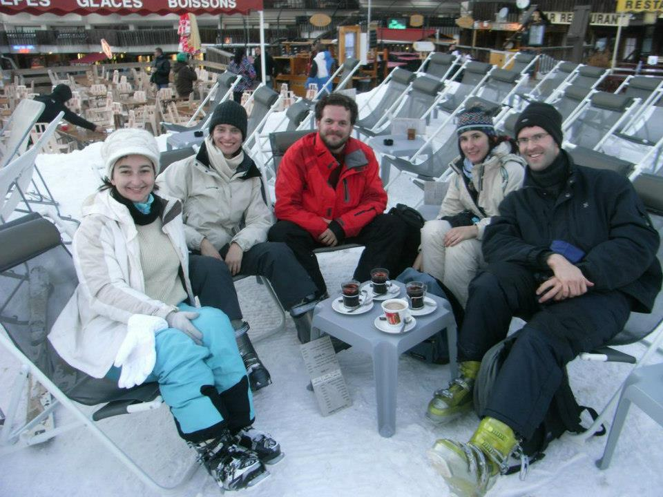 Ski club moins de 10