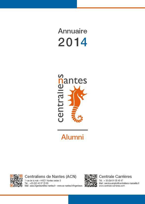 annuaire 2014